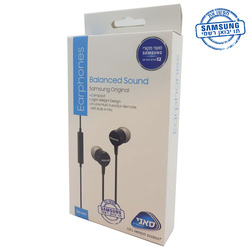אוזניות SAMSUNG BALANCED SOUND שחור
