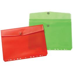 תיק מעטפה כפול צמדן קמפוס + תיוק לקלסר