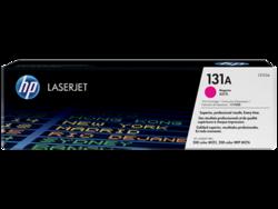 טונר לייזר HP CF213A אדום 1500 דף (131A)