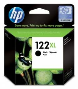 ראש דיו CH563HE HP שחור (122XL) ל-480 דף