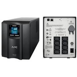 אל פסק APC Smart-UPS C 1000VA LCD 230V