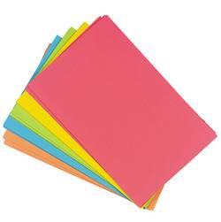 נייר צילום A4 צבעוני מעורב 100 יח'