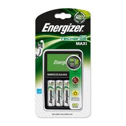 מטען סוללות 8 שעות +4AA סוללות Energizer