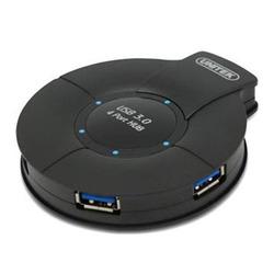 מפצל איכותי 4 יציאות  USB 3.0