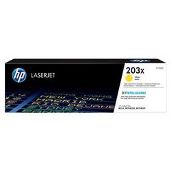 טונר לייזר HP CF542X צהוב 2500 דף