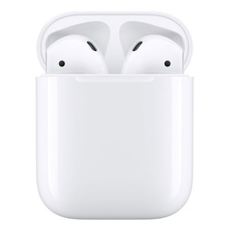 אוזניות Apple AirPods 2 True Wireless אפל MV7N2ZM/A