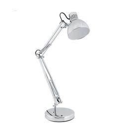 מנורת שולחן 202 לד OMEGA ניקל כרום