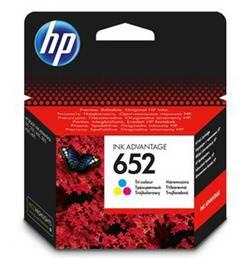 ראש דיו F6V24AE HP צבע (652) 200 דף