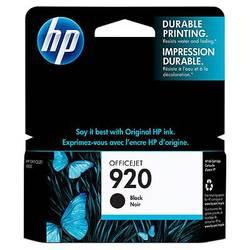 ראש דיו CD971AE HP שחור (920) 420 דף