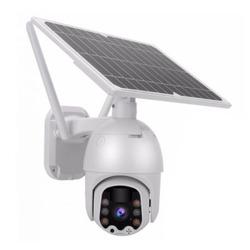 מצלמת אבטחה סולארית SMARTR WIFI PTZ 1080P IP65