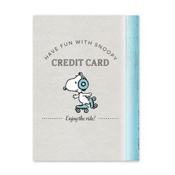 אוגדן לכרטיסי אשראי - סנופי