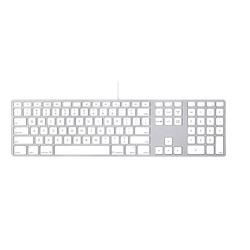 מקלדת Apple Keyboard with numeric keypad nternational English