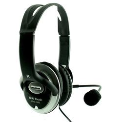 אוזניות + מיקרופון GoldTouch HYG-850 USB