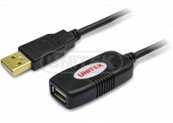 UNITEK  ��� ����� ������ 10 �' USB 2.0