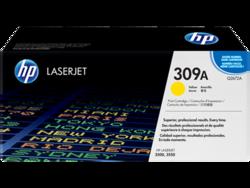 טונר לייזר HP Q2672A צהוב