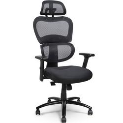 כסא מנהלים דורין ידיות 3D בסיס נילון