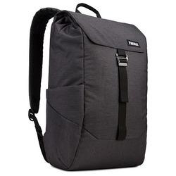תיק גב שחור דגם LITHOS למחשב נייד עד 15' THULE
