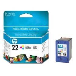 ראש דיו C9352A HP צבע (22) 5 מ'ל 170 דף