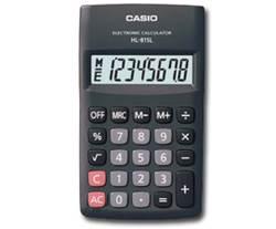 מחשב כיס CASIO HL-815L