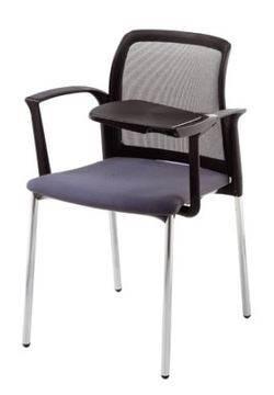 כסא סטודנט אקטיבה גב רשת למשרד