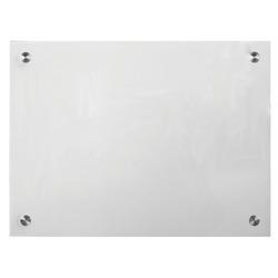 לוח זכוכית מחיק מגנטי BI-OFFICE עובי 4 מ'מ