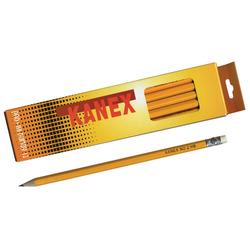 עפרון משרדי 12 יח' קנקס  + מחק