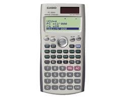 מחשבון פיננסי FC200V Casio קסיו