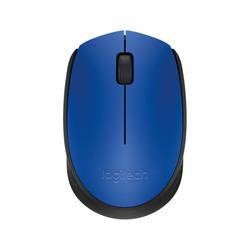 עכבר אלחוטי Logitech M171 Wireless לוגיטק כחול