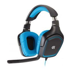 אוזניות חוטיות Logitech G430 לוגיטק