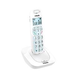 טלפון דק VTECH לכבדי שמיעה SLB-150W לבן