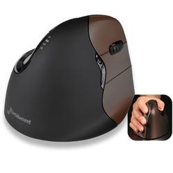 עכבר ארגונומי אנכי אלחוטי מידה קטנה ימיני Evoluent VerticalMouse 4 Small