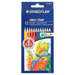 עפרון צבעוני שטדלר סט 12 צבעים