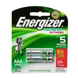 סוללות נטענות זוג  אנרגיזר  AAA 800mAz
