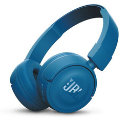 אוזניות JBL T450BT Bluetooth כחול