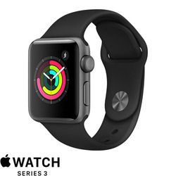שעון Apple Watch Series 3 GPS, 38mm