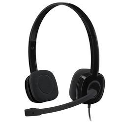 אוזניות חוטיות Logitech H151 לוגיטק