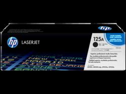 טונר לייזר HP CB540A שחור 2200 דף