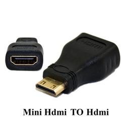 מתאם מ MINI HDMI ל HDMI נקבה