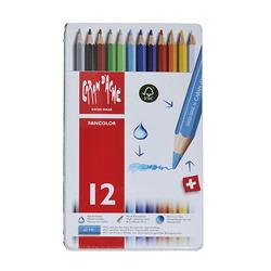 עפרון צבעוני CARAN DACHE סט 12
