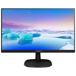 מסך מחשב Full HD Philips 243V7QJABF פיליפס