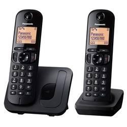 טלפון אלחוטי +שלוחה DECT PANASONIC