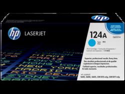 טונר לייזר HP Q6001A כחול