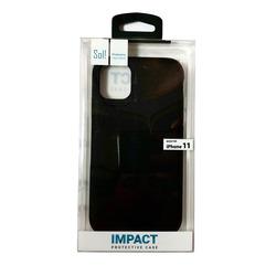כיסוי לאייפון 11 שחור SOL IMPACT