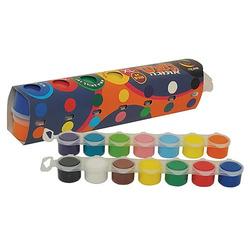 סט צבעי גואש אומגה 14 צבעים