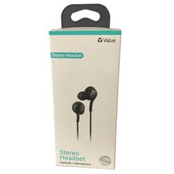 אוזניות חוטיות VALUE דגם S8