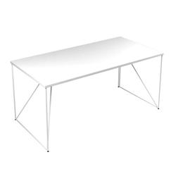 שולחן AIR 160/80 לבן פלטה  (F) M1 White
