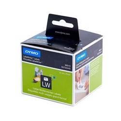 מדבקות נייר מרובעות 54/70 מ'מ 320 מדבקות