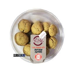 עוגיות טחינה ללא תוספת סוכר אקלר 250 גרם
