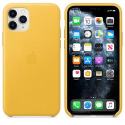 כיסוי עור ל- iPhone 11 Pro - אפל