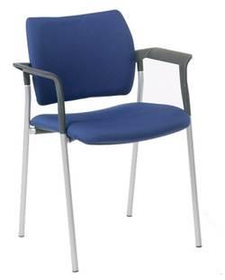 כסא אורח משרדי דרים מרופד למשרד